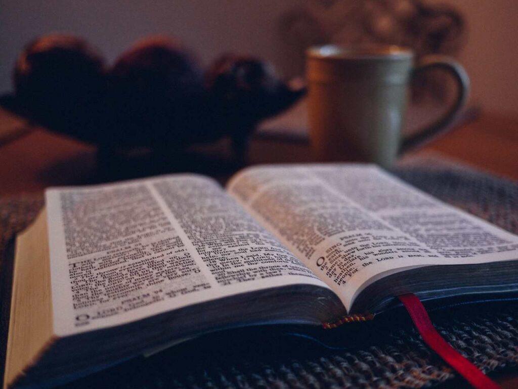 Historia de la biblia evangélica