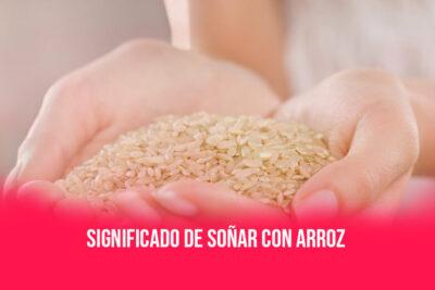 cual es el significado de sonar con arroz
