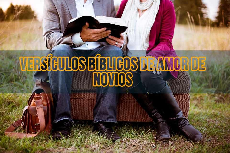 versiculos biblicos de amor de novios